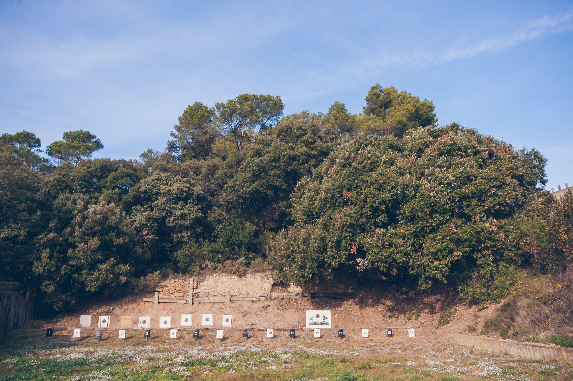 Tir esportiu Mataró