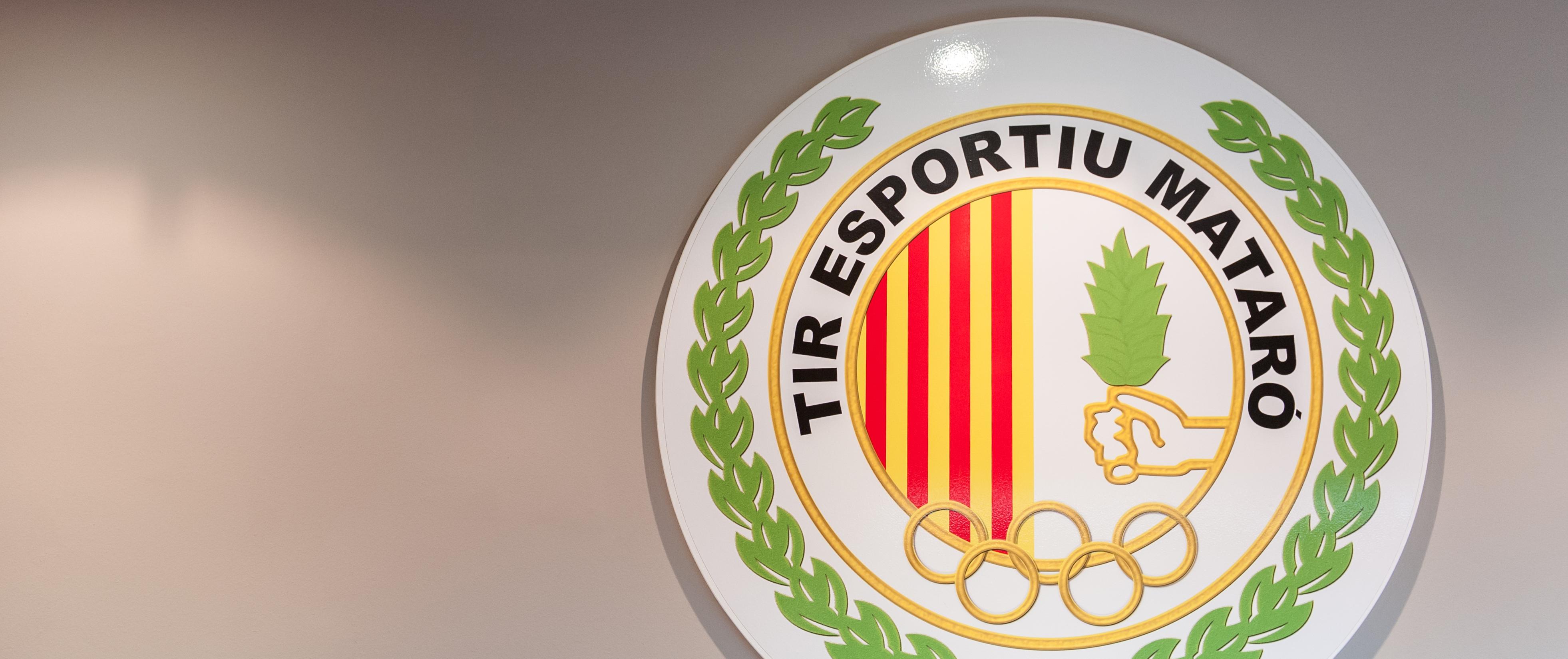Tir esportiu Mataró Oficines